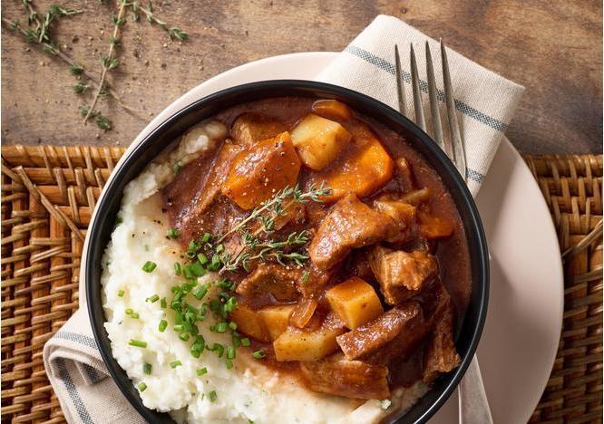 Stew and Mash Recipe
