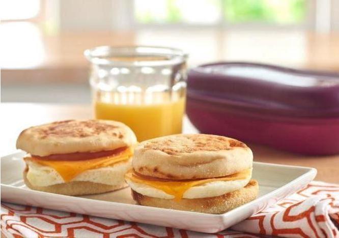 Good Morning Breakfast Sandwich