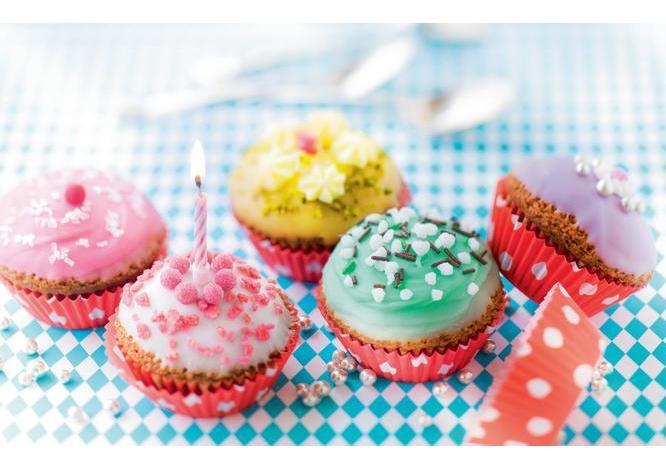 Basic Sweet Cupcakes