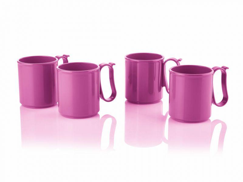 Handy Mugs (300ml x 4)